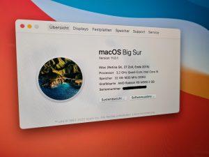 Apple iOS Big Sur